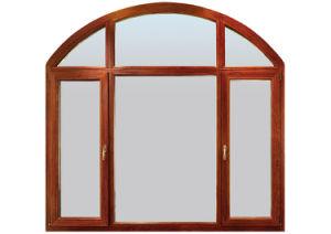 최신 디자인 유행 윤이 난 알루미늄 여닫이 창 Windows