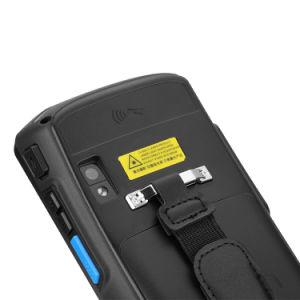 表示が付いているアンドロイド7.0のクォードコア1.3G 4G PDAバーコードのスキャンナー