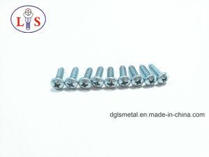 Vis à fente transversale à tête cylindrique avec une haute qualité