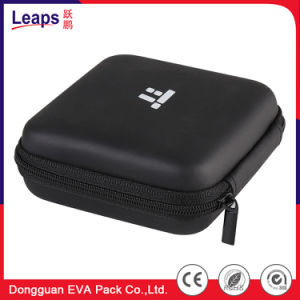 휴대용 까만 휴대용 케이스 EVA 삽입 팩 공구 저장 상자