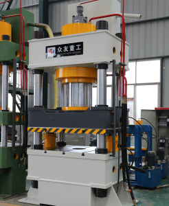 315t четыре колонки гидравлические материала SMC нажмите машины