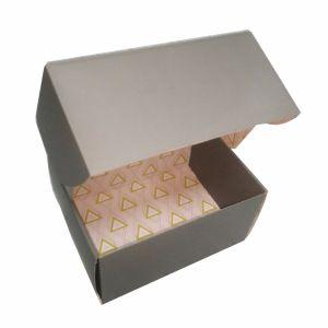 OEM colorido embalaje corrugado papel tamaño personalizado para el envío de la zapata