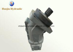 El A2FM56 Motor cuantitativa de pistones axiales se utilizan para mezclar la mezcla de tierra maquinaria