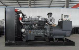 125kVA Shangchai Deiselの発電機の防音のタイプIndustirlaの使用