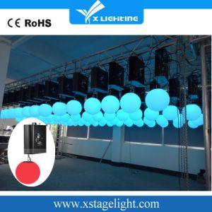 Kinetic Bola LED 3D, efecto de iluminación de los tubos de píxeles en el Club