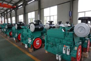 generatore elettrico diesel di 103kVA Cummins con prezzo del motore diesel di Cummins il migliore