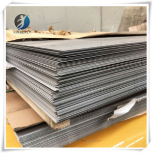 La norme ASTM JIS SUS 316L/plaque de tôle en acier inoxydable