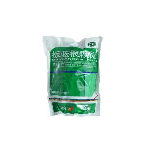 Impresos personalizados Medical Ziplock bolsa de plástico de medicación