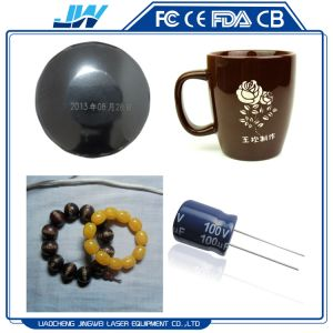 Portátil 20W 30W 50W marcadora láser de fibra de metal y Non-Metal