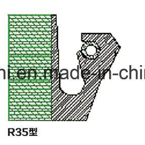 Tipo resistente guarnizione di Viton FPM FKM J dell'olio