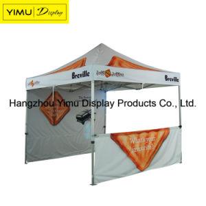 展覧会のためのPringtingのテントを折る新しい到着