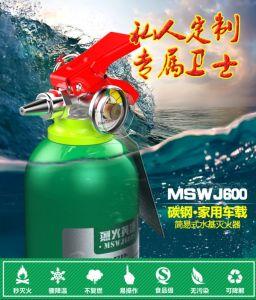 Estintore per l'estintore elettrico dell'olio da cucina dell'estintore degli apparecchi del veicolo e della casa