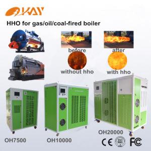 ボイラー暖房Oh3000 Hhoの燃料の節約器のためのOxyの水素ガスの発電機