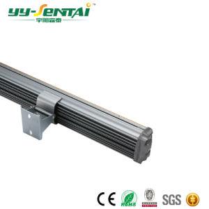 IP67 het Licht van de LEIDENE Wasmachine van de Muur met Aangepaste Huisvesting