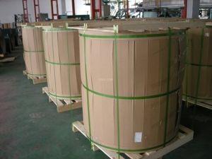 PE & PVDF de 0,25 mm de espesor 4 mm bobina de aluminio con recubrimiento de color