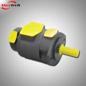 유압 조정 진지변환 저잡음 두 배 바람개비 펌프 Sqp/Sqps 시리즈 Sqps41 (토오쿄 Keiki, Tokimec 의 shertech SQPS 41 serie)
