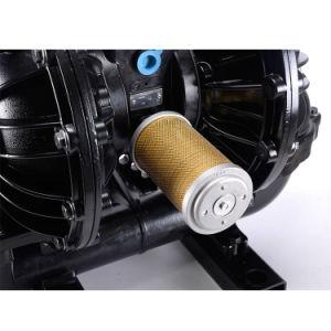 De alto caudal industrial pequeña neumática engrase Bomba de diafragma de 3''.