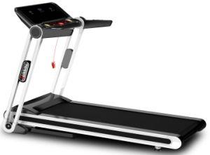 Ejercicio plegable de alta calidad máquina de correr cinta de correr la pantalla LED LCD máquina de ejercicio
