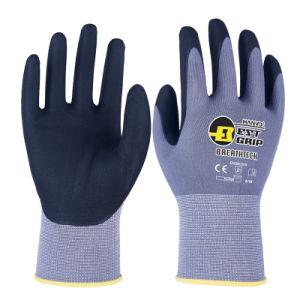 De comfortabele In te ademen 15g Handschoen van het Werk van het Micro- Thinest Nitril van het Schuim