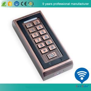 K81 Caixa Metálica para Controlador de acesso autônomo do teclado
