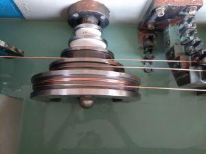 de Olie van de Verwerking van de Draad van Cu van 0.18mm