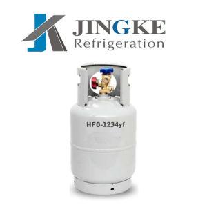 Remplacer le réfrigérant R134A 99,9 % de gaz Gaz réfrigérant R1234yf Hfo-1234yf Gaz pour climatiseur de voiture