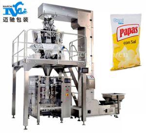 Peseur Multihead vertical en acier inoxydable d'emballage pour la vente de la machine