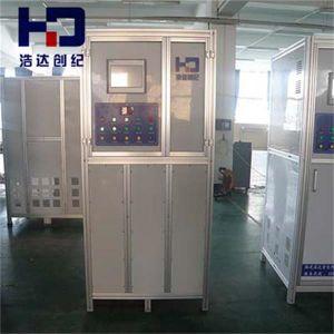 La cloración de productos químicos de tratamiento de agua del sistema de filtro de agua