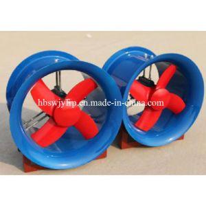 Baixo nível de ruído do ventilador do tubo de centrífuga para ventilação e escape
