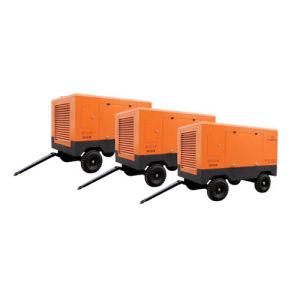 Compressore d'aria mobile della vite di estrazione mineraria (LGDY-37)