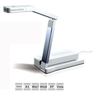미니 USB + 학교 교육을위한 VGA 비주얼 발표자 문서 카메라, Whieboard 및 프로젝터와 함께 사용