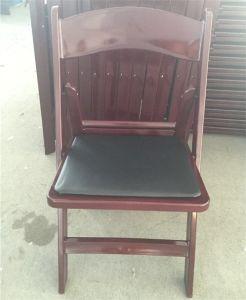 Wedding Events를 위한 마호가니 Performance Resin Folding Chairs
