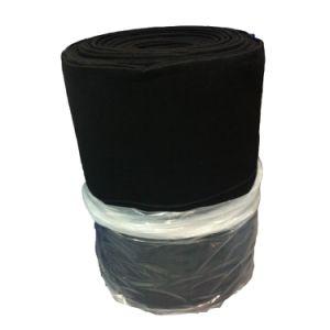 Activé la fibre de carbone estimé, filtre à charbon actif, chiffon de filtre à charbon actif