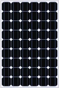 モノラル結晶のケイ素の太陽電池パネル(GCC-200W)