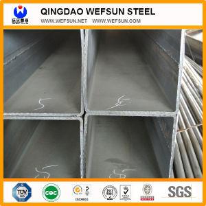 P235 0,4 ~27mm de espesor del tubo de acero suave Longitud 5.8m
