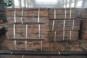 55cr3 de warmgewalste Staaf van de Vlakte van het Staal voor de Lente van het Blad van de Vrachtwagen