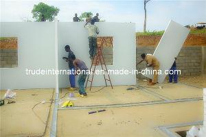Лампа стальная рама Сэндвич панели управления для мобильных ПК/модульный строительство/сборные дома/сегменте панельного домостроения в лагере туалеты