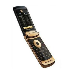 De originele Telefoon van het Toetsenbord van de Taal van Moto Razr2 van het Merk V8 Russische Russische Originele Geopende Mobiele