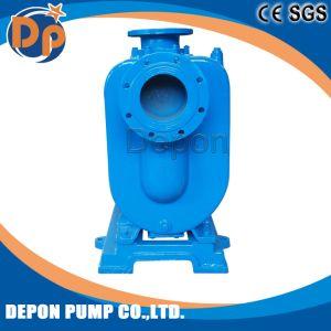 Motor Diesel Self-Priming Bombas de água para controle de inundação