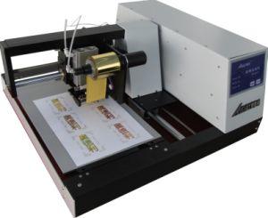 디지털 최신 각인 기계 열 포일 인쇄 기계 자동적인 포일 인쇄 기계