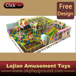 Ce design populaire enfants Terrain de jeux intérieur Park (ST1424-6)