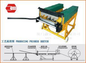 Kls25-220-530 Portable PANNEAU DE TOITURE Seam permanent de la machine Machine de tuiles de métal