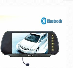 '' Monitor des Rearview-7 mit MP5/Bluetooth