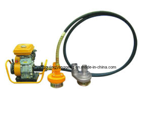 Bomba de agua (2, de 3) /el eje flexible/Bomba Bomba sumergible