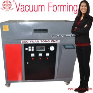 Bytcnc-13 het hete AcrylBlad VacuümThermoformer van PC van de Verkoop