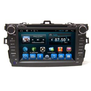 차 Toyota Corolla에서 영상 오락 시스템 DVD 플레이어