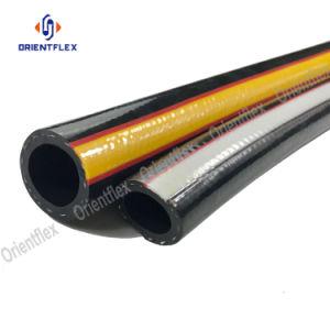 Fibra de PVC flexível de gás GLP trançada para forno, Fogão a Gáz