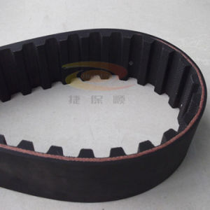 Rubber nero Endless Timing Belt per Power Transmission