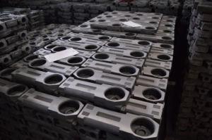 De hoge Lente van de Vloer van het Roestvrij staal van de Stabiliteit van de Bouw van de Hardware van het Glas