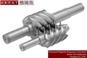 自動車産業回転式ねじ圧縮機機械部品
